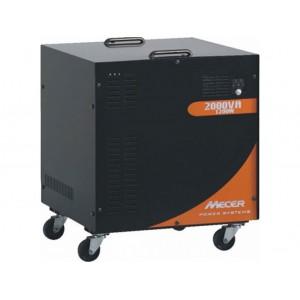 Mecer BBONE-024 24V Transportable 1200W DC-AC Inverter - Includes Battery