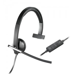 Logitech USB Headset Mono H650e for Business