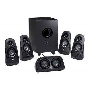 Logitech Speakers - Z506 5.1, 3.5mm, 70W RMS, Multiple inputs incl Headphone jack