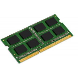 Kingston ValueRAM 8GB 1600MHz DDR3 (PC3-12800) Non-ECC CL11 SODIMM Notebook Memory