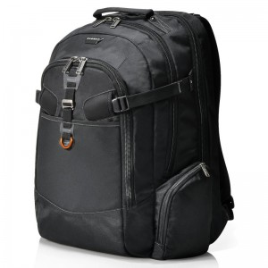 """EVERKI TITAN Checkpoint Friendly Laptop Backpack, fits up to 18.4"""" (EKP120)"""