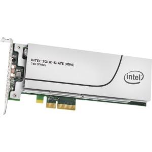 Intel SSD 750 Series (1.2TB, 1/2 Height PCIe 3.0, 20nm, MLC)