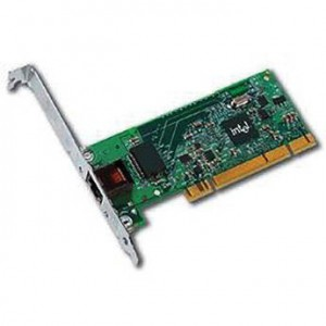 INTEL PCI 10/100/1000TX GIGABIT ETHERNET CARD