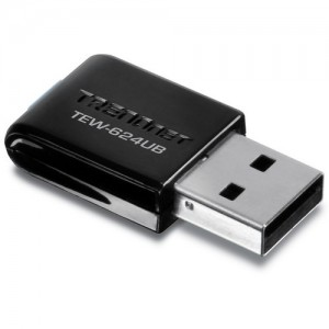 TRENDnet 300Mbps Wireless N USB Adapter