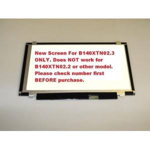 "SCREEN 14.0"" LED 40PIN 1366 * 768"