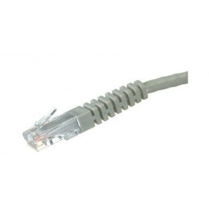 KRONE CAT5E UTP PATCH CORD GREY 2MT MOULDED