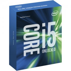 Intel Core I5 6600k - 3.50Ghz 6MB Cache SKT 1151