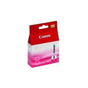 Canon CLI-8 Magenta Cartridge with yield of 271 pages