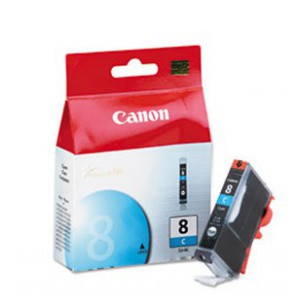 Canon CLI-8 Cyan Photo Cartridge with yield of 450 pages