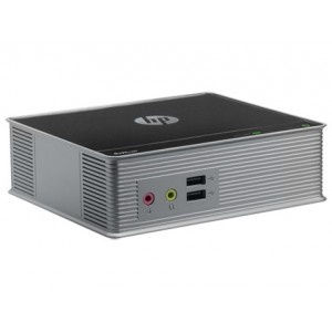 HP Thin Client T310 - Tera 2321, PCoIP, 512MB , 32 MB SSD,Zero 3-3-0