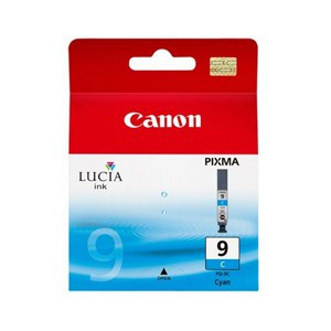 Canon PGI-9 Photo Cyan Cartridge with yield of 850 pages