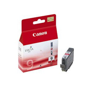 Canon PGI-9 Red Cartridge with yield of 765 pages