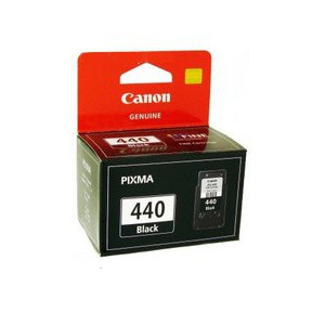 Canon PG-440 Black Single cartridge with yield of 200 pages