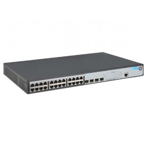 HP OfficeConnect 1920 24G PoE+ (370W) Fixed Port Web Managed Ethernet Switch (JG926A)