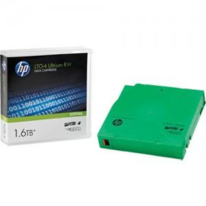 HP Storageworks Ultrium LTO 4 1.6 TB RW Data Cartridge