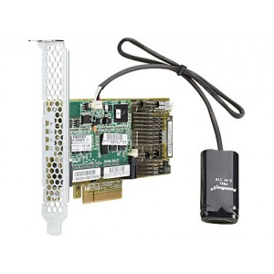HP Smart Array P430/2GB FBWC 12Gb 1-port Int SAS Controller (698529-B21)
