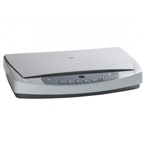HP Scanjet 5590P Scanner - Scan Speed - Up to 8 ppm/4 ipm