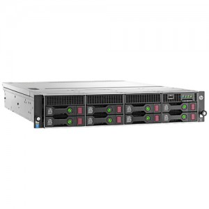 HP ProLiant DL80 Gen9 E5-2603v3 4GB-R B140i 8LFF 550W PS Server (788149-425)