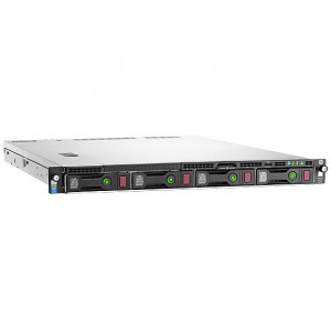HP ProLiant DL60 Gen9 E5-2603v3 1U Rack Mountable Server (788079-425)