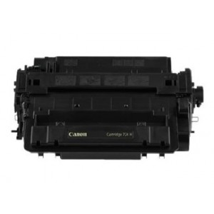 Canon 724H High Yield Black Cartridge with yield of 12500 pages