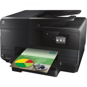 HP Officejet Pro 8610 e-All-in-One Wireless Color Inkjet Printer (A7F64A)