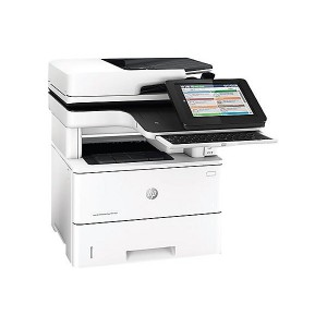 HP LaserJet M527dn (F2A76A) Up to 45 ppm 1200 x 1200 dpi USB/Ethernet Duplex Multifunction Laser Printer