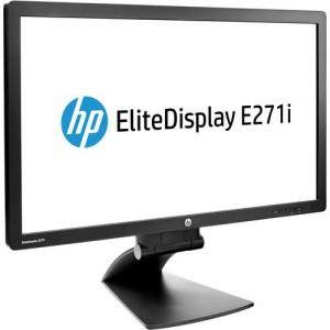 "HP EliteDisplay - E271i 27"" LED IPS 1920 x 1080, VGA, DVI-D, DisplayPort 3-3-0"