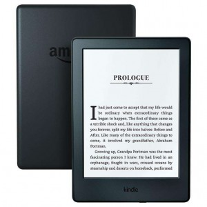 "Amazon Kindle 6"" E-Reader - 8th Generation 2016 Model (Black) with Special Offers"