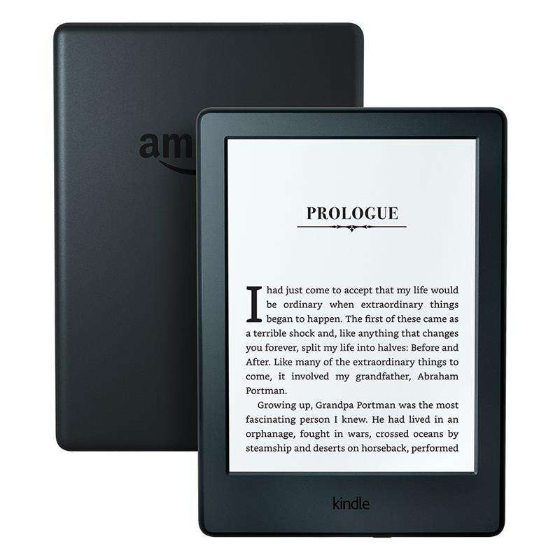 Amazon kindle 6 e reader 8th generation 2016 model black with amazon kindle 6 e reader 8th generation 2016 model black fandeluxe Images