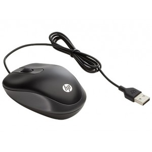 HP Accessories - USB Optical Travel Mouse