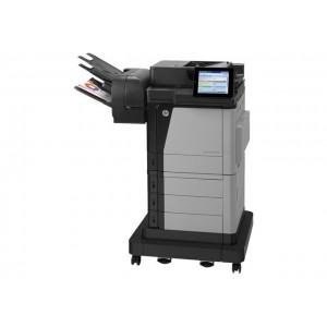 HP CZ250A Color LaserJet Enterprise Flow M680z All-in-One Laser Printer