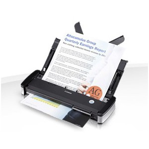 Canon P-215 Compact Duplex Scanner - Portable Ultra compact