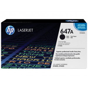 HP CE260A BLACK TONER