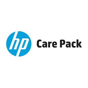 Electronic HP Care Pack Next Business Day Hardware Support with Defective Media Retention - Extended -U1ZU5E