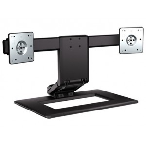 HP Accessories - Adjustable Dual Display Stand
