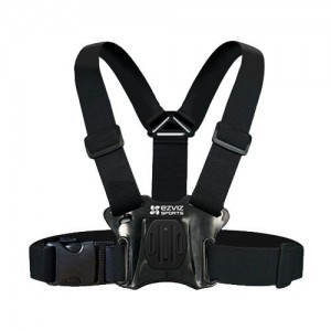Ezviz Action Camera Chest Harness Black (CS-S1ChestHarness)
