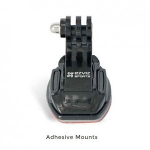 Ezviz Action Camera Adhesive Mount-Black