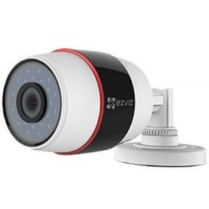 "Ezviz Outdoor POE 4mm Bullet Camera CS-CV210-A0-52WFR-4MM, 1/27"" CMOS, 1920x1080, LAN + WiFi"