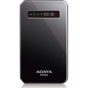 Adata PV100 4200mAH Power Bank (Black)