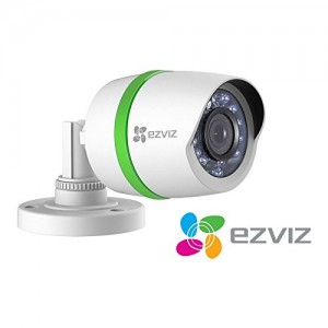 Ezviz 720P TVI Bullet Camera (BA-101B-Bullet)