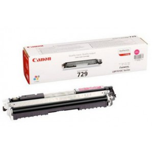 Canon 729 Magenta Toner Cartridge with yield of 1200 pages