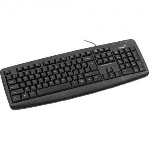 Genius KB-110X Basic Keyboard-Black