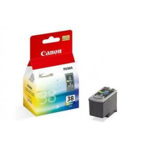 Canon CL-38 Colour Cartridge with yield of 207 pages