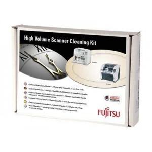 Fujitsu High Volume Scanner Cleaning Kit