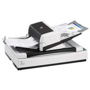 Fujitsu fi-6770 Flatbed Document Scanner PA03576-B105