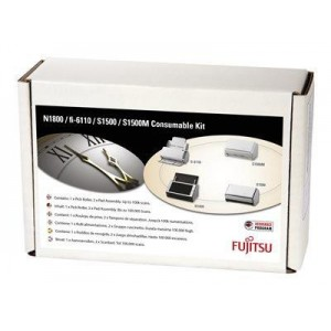 Fujitsu CON-3586-013A - ScanSnap Consumable Kit