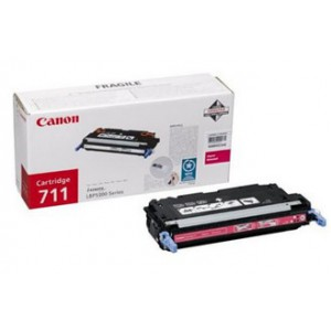 Canon 711 Magenta Cartridge with yield of 6000 pages
