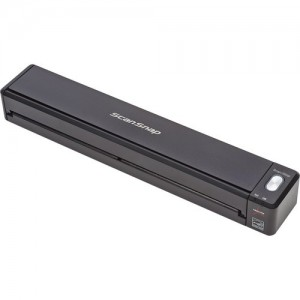 Fujistu iX100 wireless mobile scanner - built-in b