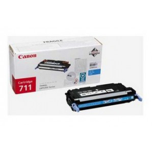Canon 711 Cyan Cartridge with yield of 6000 pages