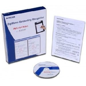 Mecer OCR (Optical Character Recognition) Handwriting Recognition Software for A402 and A502 Digital Notepads